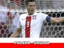 Wszystkie 13 goli Lewandowskiego w eliminacjach do Euro 2016