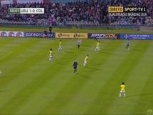 Urugwaj 3:0 Kolumbia