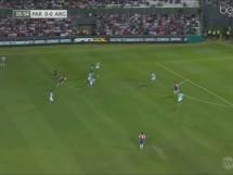 Paragwaj 0:0 Argentyna
