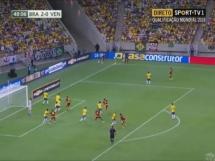 Brazylia 3:1 Wenezuela