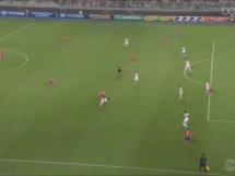 Peru 3:4 Chile