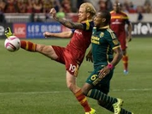 Real Salt Lake 0:1 Portland Timbers