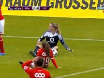 FFC Frankfurt - Standard Liege