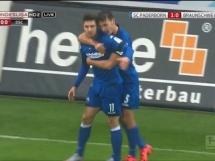 Paderborn 2:0 Eintracht Brunszwik