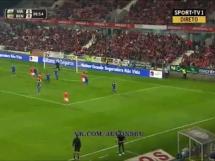 Vianense 1:2 Benfica Lizbona