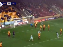Motherwell 0:1 Celtic