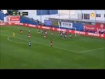 Vilafranquense 0:4 Sporting Lizbona