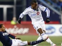 New England Revolution 0:1 Montreal Impact