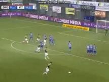PEC Zwolle 1:5 Vitesse