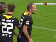 TSV 1860 Monachium 0:1 Karlsruher