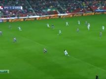 Sporting Gijon 3:3 Granada CF