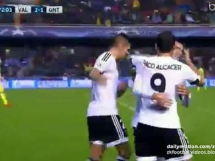 Valencia CF 2:1 Gent