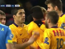 BATE Borysów 0:2 FC Barcelona