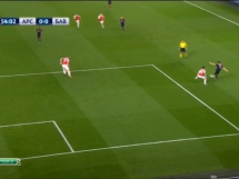 Arsenal Londyn 2:0 Bayern Monachium