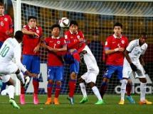 Chile 1:5 Nigeria