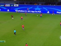 CSKA Moskwa 1:1 Manchester United