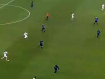 Gol Kucharczyka na 1-1 z Club Brugge