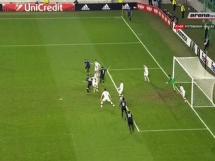 Legia Warszawa 1:1 Club Brugge
