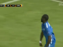 Slovan Liberec 1:1 Groningen