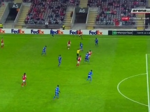 Sporting Braga 3:2 Olympique Marsylia