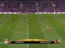 Liverpool 1:1 Rubin Kazan