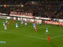 Midtjylland 1:4 Napoli