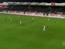 Greuther Furth 1:0 TSV 1860 Monachium
