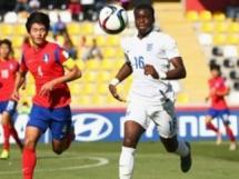 Anglia 0:0 Korea Południowa