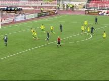 Mordovia Saransk 1:1 Kuban Krasnodar
