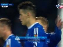 Ruch Chorzów 1:0 Śląsk Wrocław