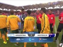 Argentyna 1:2 Australia