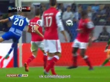 FC Porto 0:0 Sporting Braga