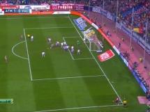 Atletico Madryt 2:1 Valencia CF