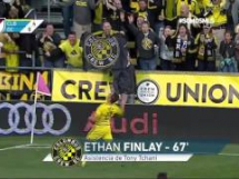 Columbus Crew 5:0 DC United