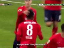 FSV Frankfurt 1:1 Hertha Berlin