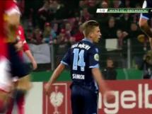 FSV Mainz 05 1:2 TSV 1860 Monachium
