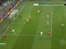 VfL Wolfsburg 1:3 Bayern Monachium