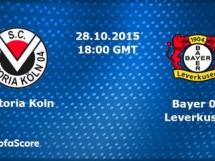 Viktoria Koln - Bayer Leverkusen