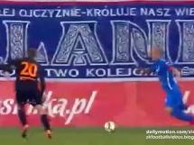 Zagłębie Lubin 0:1 Lech Poznań