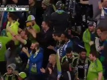 Seattle Sounders 3:2 Los Angeles Galaxy
