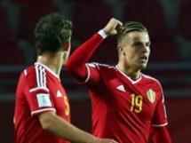 Korea Południowa 0:2 Belgia