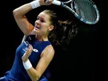 Agnieszka Radwańska w półfinale WTA Finals