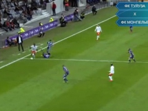 Toulouse 1:1 Montpellier