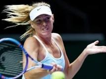 Maria Sharapova 0:2 Petra Kvitova