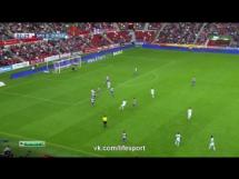 Sporting Gijon 1:0 Malaga CF