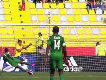 Brazylia 0:3 Nigeria
