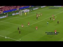 Benfica Lizbona 2:1 Galatasaray SK