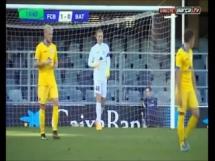 FC Barcelona U19 2:0 BATE Borysów U19