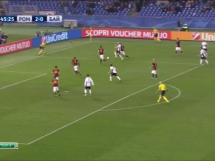 AS Roma 3:2 Bayer Leverkusen