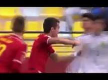 Belgia 3:2 Meksyk